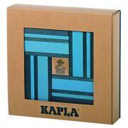 Kapla 40 set 2 kleuren blauw + boek (nr. 21)
