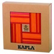Kapla 40 set 2 kleuren rood + boek (nr. 22)