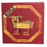 Kapla boek volume 1, rood
