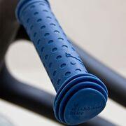 Wishbone handgrip blauw