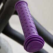 Wishbone handgrip paars