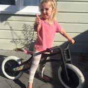 Wishbone Bike 2 in 1 recycled edition