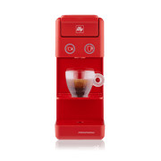 illy iperespresso Y3.2 Rood