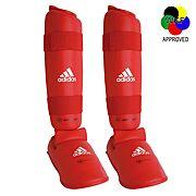 Adidas WKF Approved Karate Scheen- en Voetbescherming