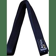 Arawaza Obi Zwart Satijn 4.5cm