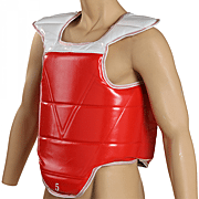 Sakura Taekwondo Body Protector Reversible