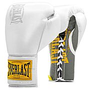 Everlast 1910 Sparring Bokshandschoenen Veters