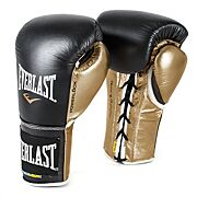 Everlast PowerLock Training Bokshandschoenen Veters