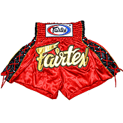 Fairtex Muay Thai Broekjes Laced