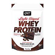 QNT Light Digest Whey Protein 500gr Belgische Chocolade