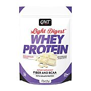 QNT Light Digest Whey Protein 500gr Witte Chocolade