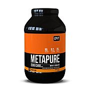 QNT Zero Carb Metapure Whey Isolate 2000gr Tiramisu