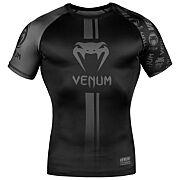 Venum Logo Rashguard Korte Mouwen