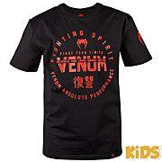 Venum Signature T-Shirts Kinderen