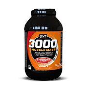 QNT 3000 Muscle Mass 1300gr Aardbei