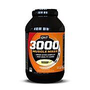 QNT 3000 Muscle Mass 1300gr Banaan