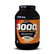 QNT 3000 Muscle Mass 1300gr Vanille