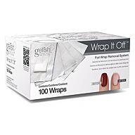 Wrap It Off Foil Wraps