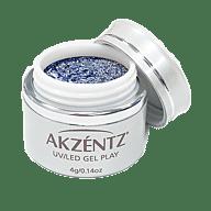 Glitz Blue Tanzanite