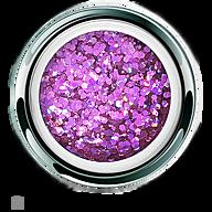 Glitter Magenta Crush