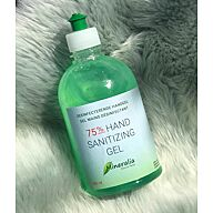 Hand Sanitizing Gel 75% 500ml
