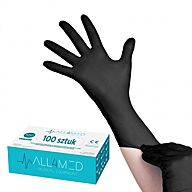 Nitrile Black Small