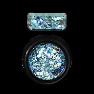 Holo Glitter Mix Turqouise
