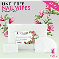 Lint-Free Nail Wipe 540 pcs