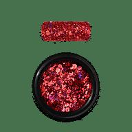 Holo Glitter Mix Red