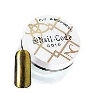 Chrome Powder Gold