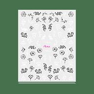 Nail Art Sticker N° 13