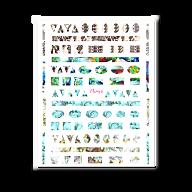 Nail Art Sticker N° 05