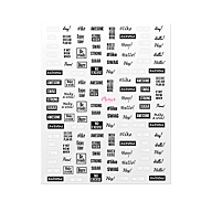 Nail Art Sticker N° 11