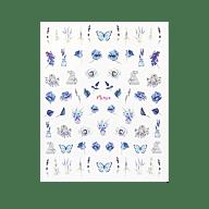 Nail Art Sticker N°16