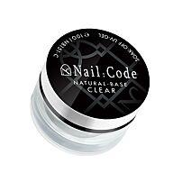 Nail:Code - Natural Base Clear 10gr | Soak Off