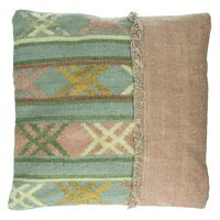 ALTAY - cushion - woven wool/stone washed - 45x45cm
