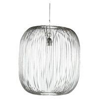 TAMA - Suspension - fil de métal - étain -  L - Ø50 x 54 cm