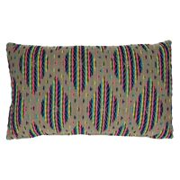 AMIGOS - cushion - 70% cotton/ 30% acrylic - blue - 30x50cm