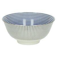 SHANGHAI - bol à soupe - porcelaine - DIA 15 x H 7 cm