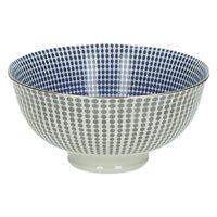 SHANGHAI - bol à céréales - porcelaine - DIA 12 x H 6 cm