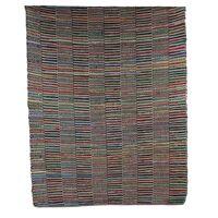 JAIPUR - rug - jute / cotton - L 140 x W 200 cm