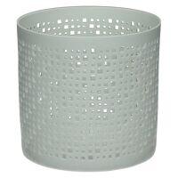 AKIRA - photophore - porcelaine - DIA 12 x H 12 cm