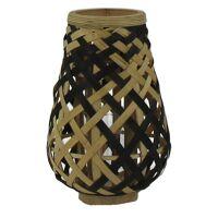 HIROSAKI - lantaarn - bamboe - DIA 25 x H 39 cm