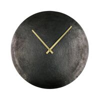 JIVE - clock - aluminium / metal - DIA 60 cm - black