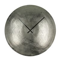 JIVE - clock - aluminium / metal - DIA 60 cm - nickel