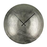 JIVE - klok - aluminium / metaal - DIA 60 cm - nikkel