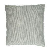 TOUDOU - kussen - katoen / lurex - L 45 x W 45 cm - naturel