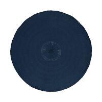 KOLORI - placemat - papier - DIA 38 cm - blauw