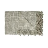 SHIKHA - throw - linen / viscose - L 130 x W 170 cm - natural