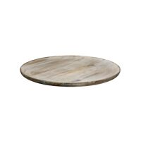 BILBAO - tray - mango wood - DIA 32 x H 1,6 cm - natural